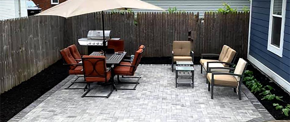 Paver Patio Installation Project From Start To Finish In Macomb, MI